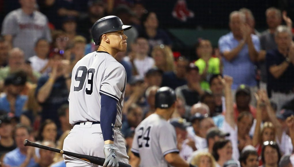New York Yankees: Aaron Judge's Front Hip Doesn't Lie (Film Room) 4