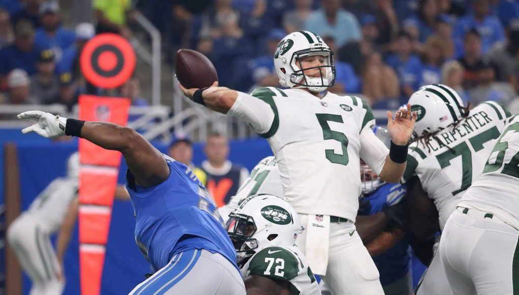 Breaking Down This Predictably Horrific New York Jets Offense (Film Room)
