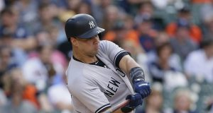 Gary Sanchez Steals The Show In New York Yankees' Monstrous Win In Detroit