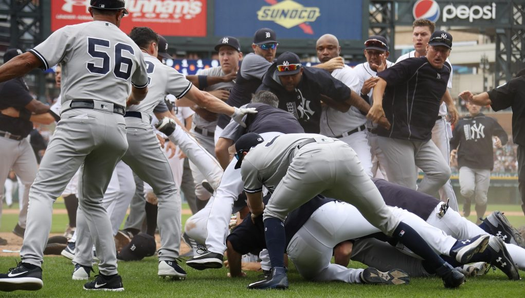 3 Prices The New York Yankees Will Probably Pay For The Brawl 1