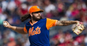 New York Mets: Robert Gsellman Optioned To Triple-A, Seth Lugo Recalled