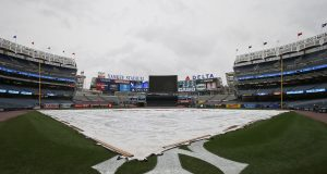 Rainout Could Lead To Sunny Skies For The New York Yankees