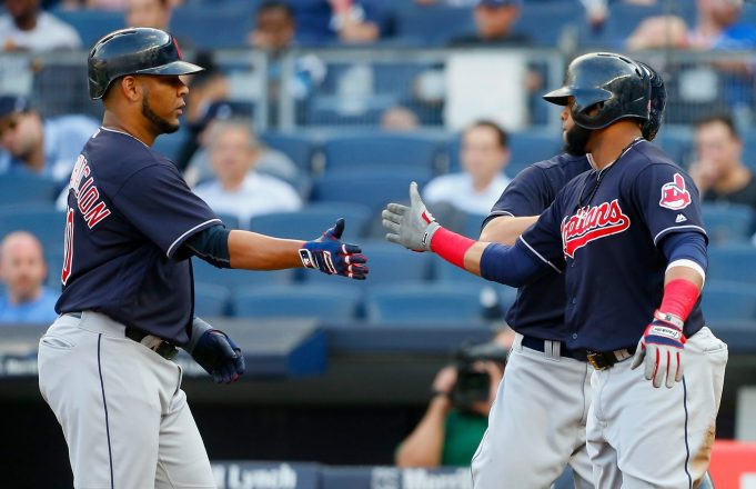 Indians Dismantle New York Yankees In Game 2 En Route To Series Sweep