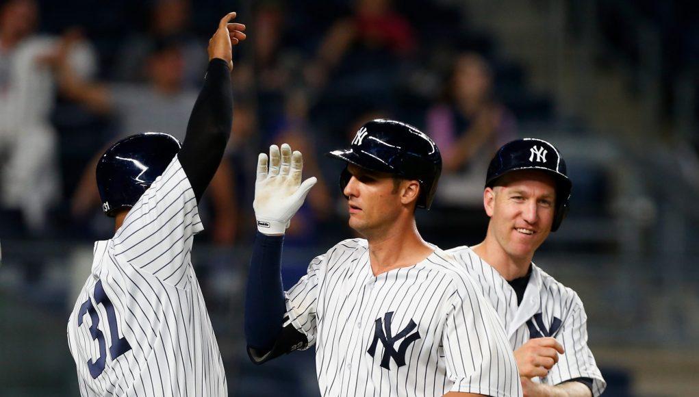 Greg Bird Is Here To Be The New York Yankees' Savior, Again