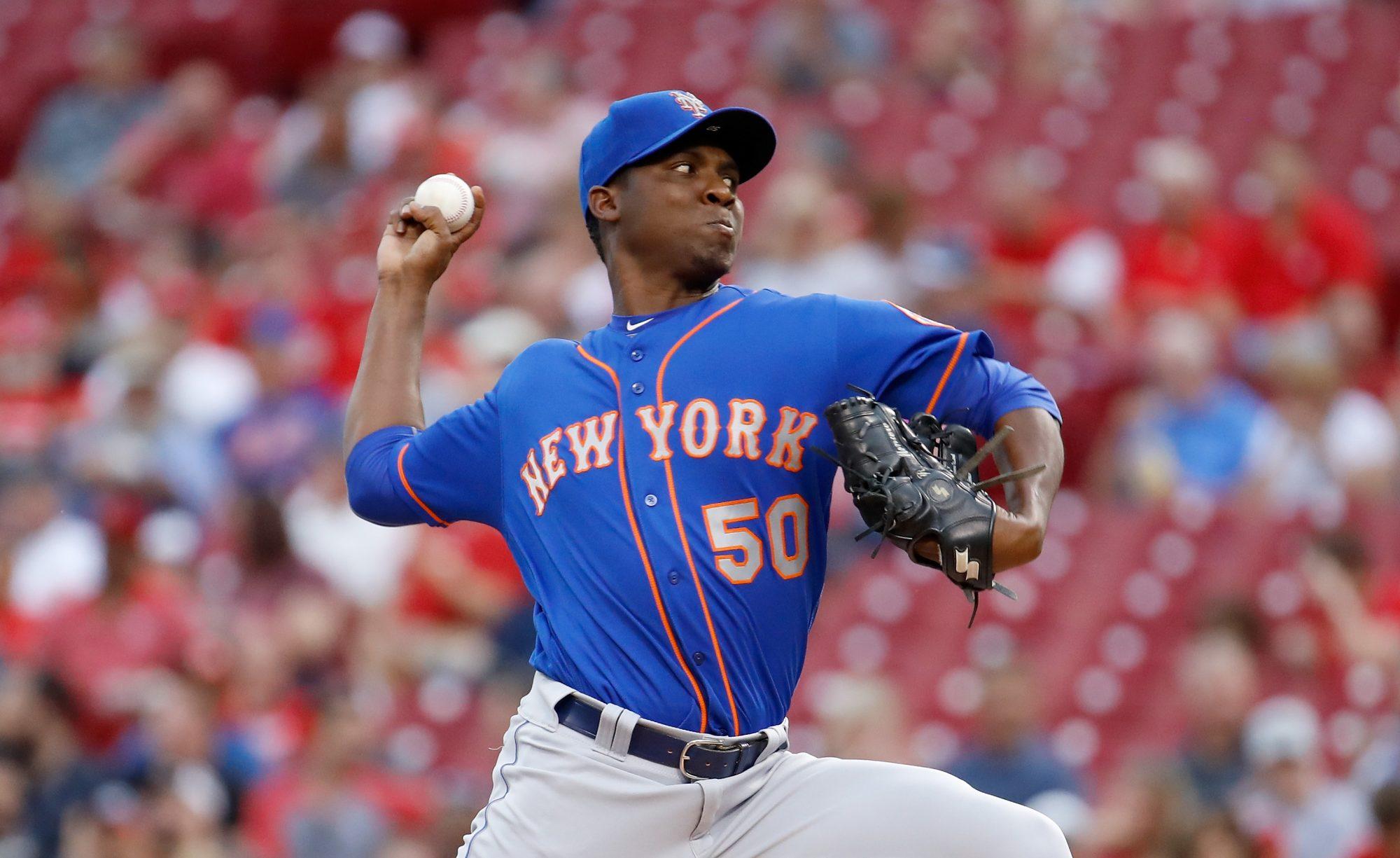 Rafael Montero New York Mets
