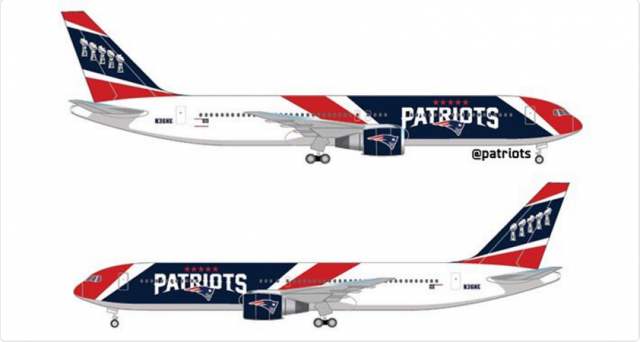 New England Patriots Bought Two Jets During Offseason