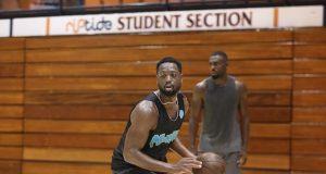 New York Knicks: Tim Hardaway Jr. Works Out With Dwyane Wade