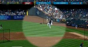 New York Yankees: Jordan Montgomery Gets Plunked in BP (Video)