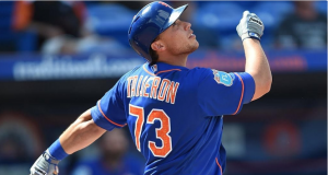 New York Mets Promote Travis Taijeron From Triple-A
