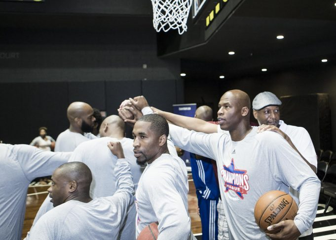 Schwartz on Sports Podcast: John Wallace, Carlos Boozer Discuss the Champions Basketball League (Audio)