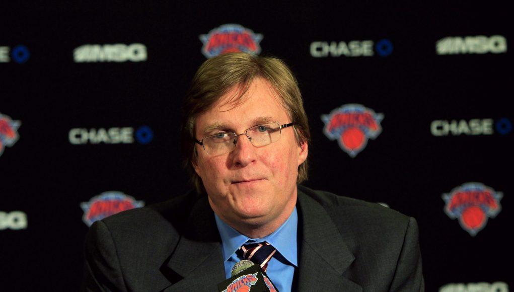 The New York Knicks Demoting Glen Grunwald Commenced Most Recent Downfall 5