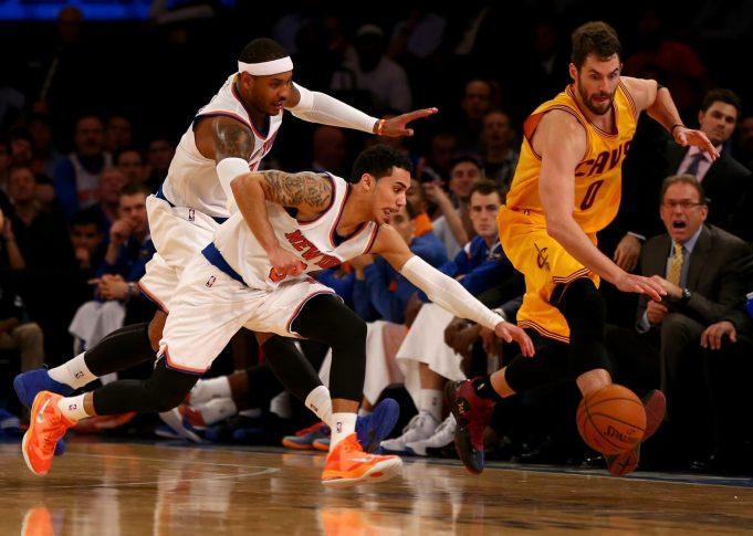 New York Knicks: Carmelo Anthony for Kevin Love Still Makes No Sense 2