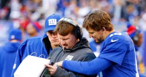New York Giants: Tecmo Super Bowl Explains Odd Match of Eli Manning and Ben McAdoo 4