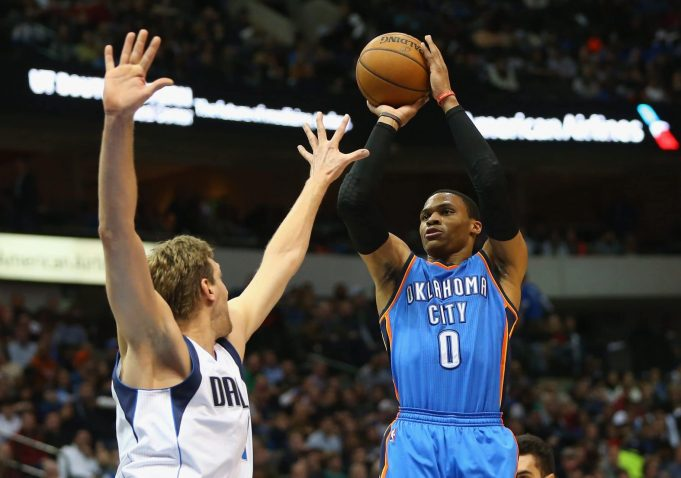 Russell Westbrook Gets Paid While Dirk Nowitzki Gets Donations 2