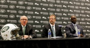 Mike Maccagnan Todd Bowles New York Jets