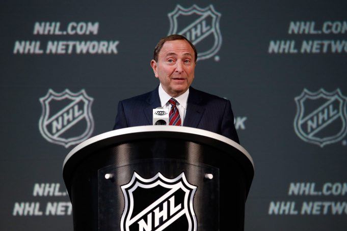 The NHL and NHLPA Announce The Declaration of Principles