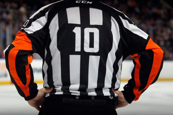 Whats With all the Penalties Being Called in  Preseason Hockey Games? 1