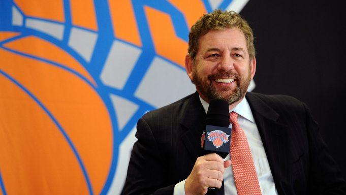 New York Knicks: James Dolan Isn't Going Anywhere 3