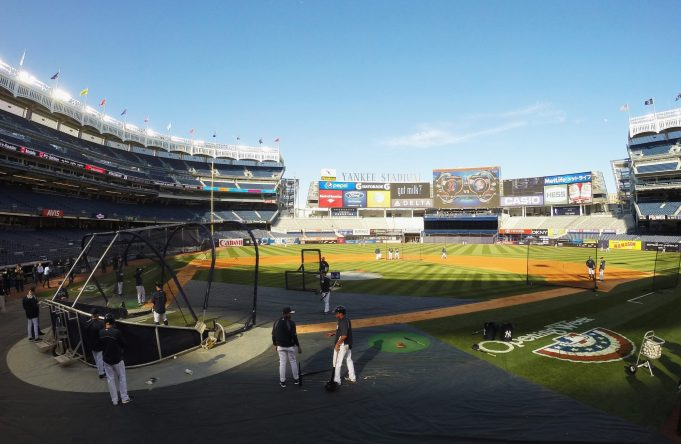 Major League Baseball Announces 2018 New York Yankees' Schedule