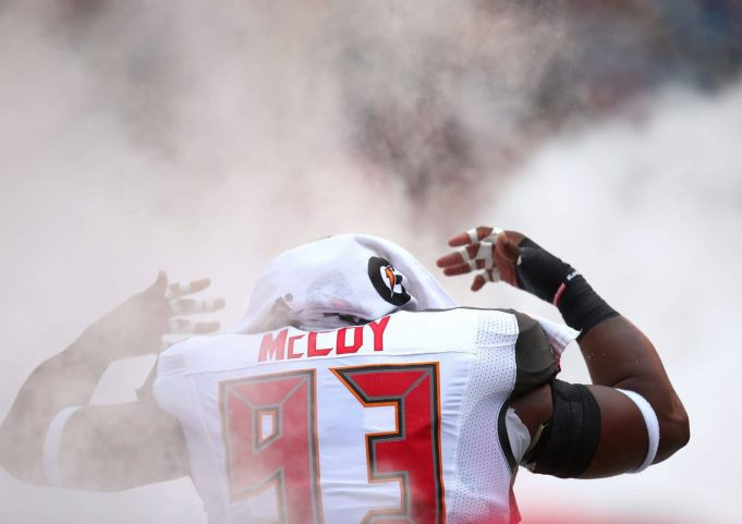 Get Ready New York Giants O-Line: Tampa is Gerald McCoy's House (Film Room) 1