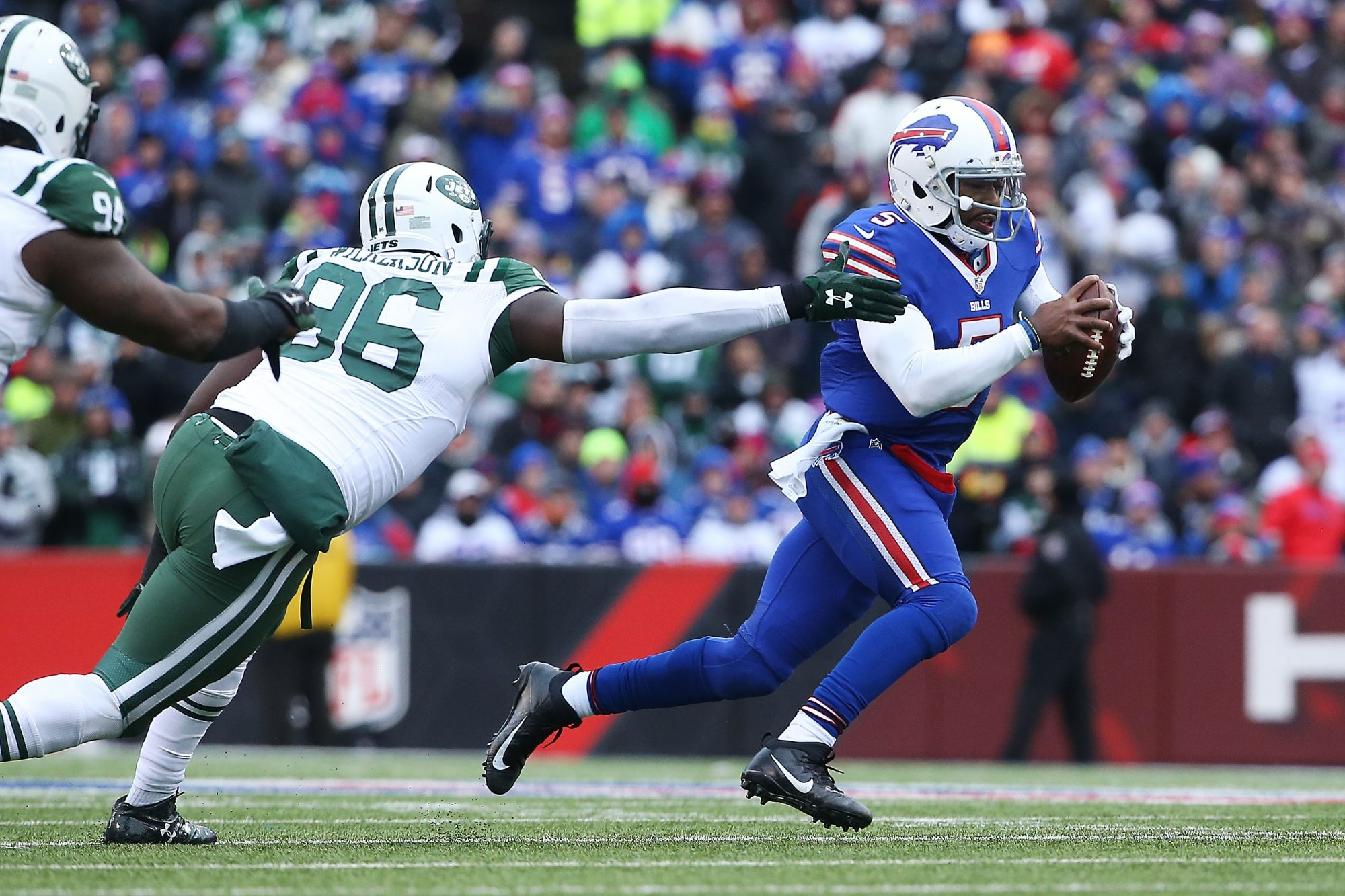 New York Jets: Top 5 Things To Watch Against Buffalo Bills 1