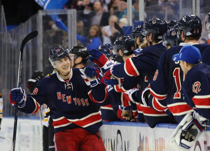New York Rangers' Jesper Fast: The Most Reliable Player On the Club 2