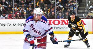 New York Rangers' J.T. Miller: Still Loving Life With Move to Center
