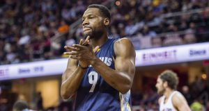 Tony Allen Is The Mentor The Brooklyn Nets Need