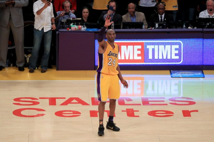 Los Angles Lakers To Retire Both Of Kobe Bryant's Jerseys 2