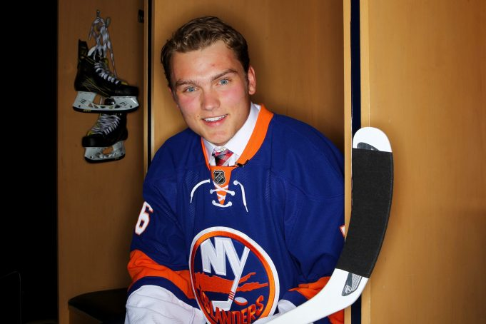 New York Islanders: Kieffer Bellows Agrees To Entry-Level Contract 2