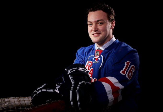 Sean Day New York Rangers