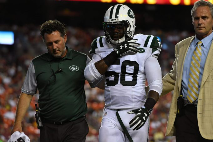 New York Jets: Former LB Erin Henderson Suing Team (Report)