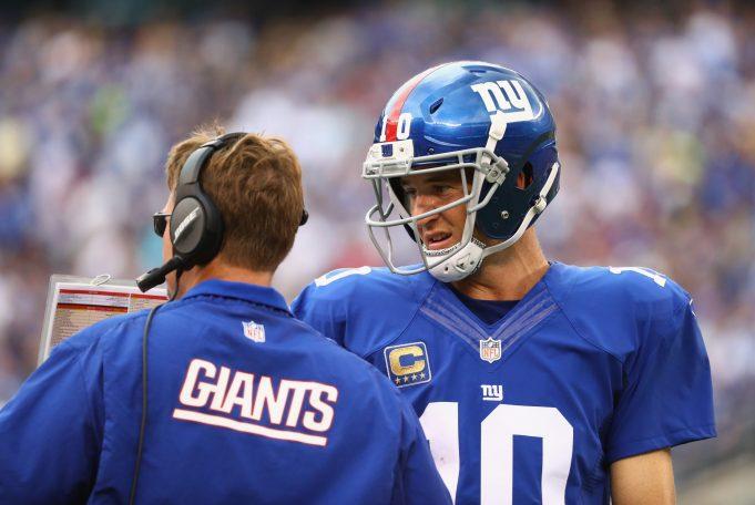 New York Giants: Speculated Eli Manning, Ben McAdoo 'Beef' Makes No Sense 1