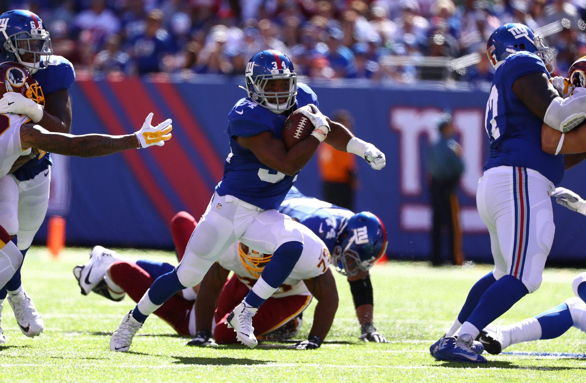 Shane Vereen New York Giants