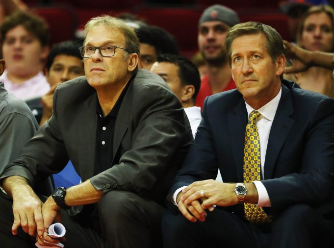 Knicks: Jeff Hornacek Says Kurt Rambis No Longer Runs the Defense