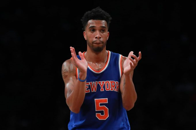 New York Knicks: Trading Courtney Lee Is The Next Step Of Long Rebuild