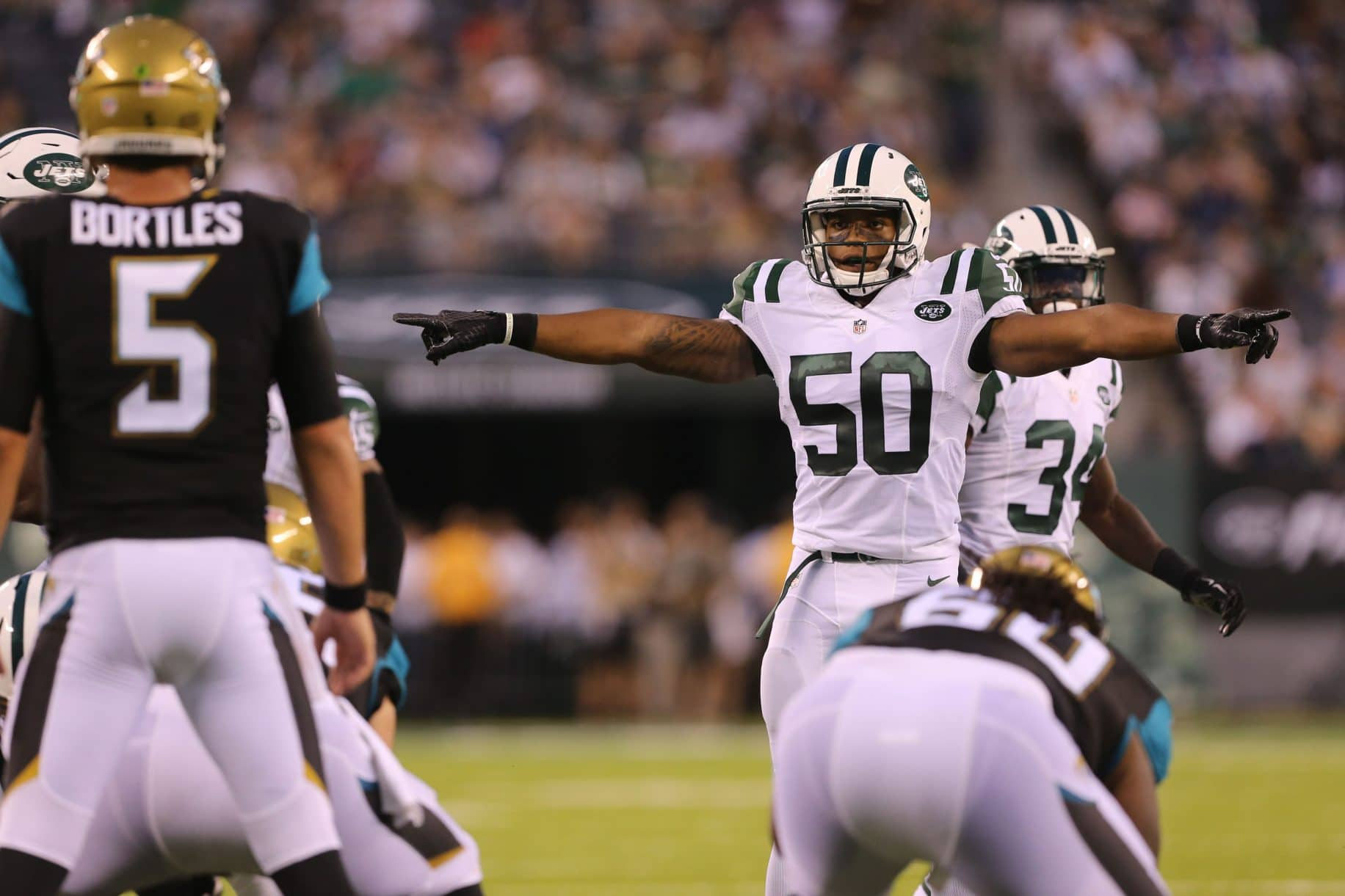 New York Jets vs. Jacksonville Jaguars Preview: Gang Green's O-Line To Be Seriously Tested 1