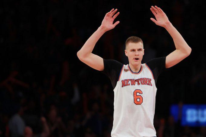 New York Knicks: Kristaps Porzingis Is EuroBasket's Biggest Star
