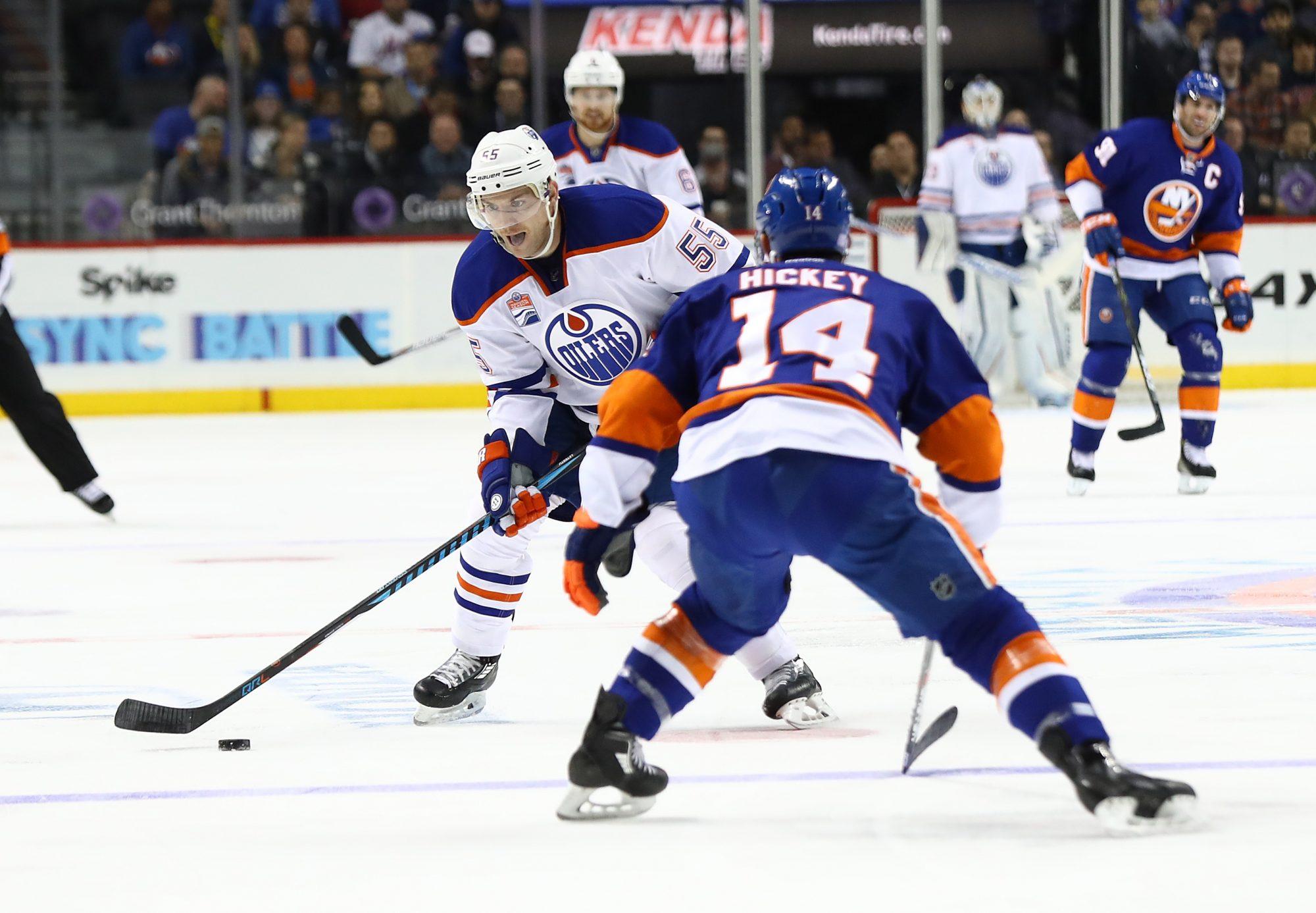 Thomas Hickey New York Islanders