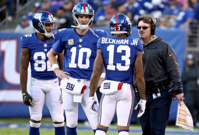 On to Detroit: New York Giants, Odell Beckham Jr.'s Focus Turns to Home Opener 2