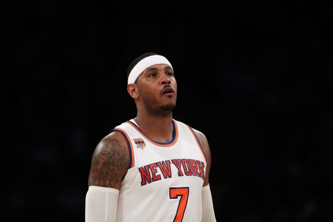Hoodie Melo is Missing: Five Things it Could Mean for Carmelo Anthony 2