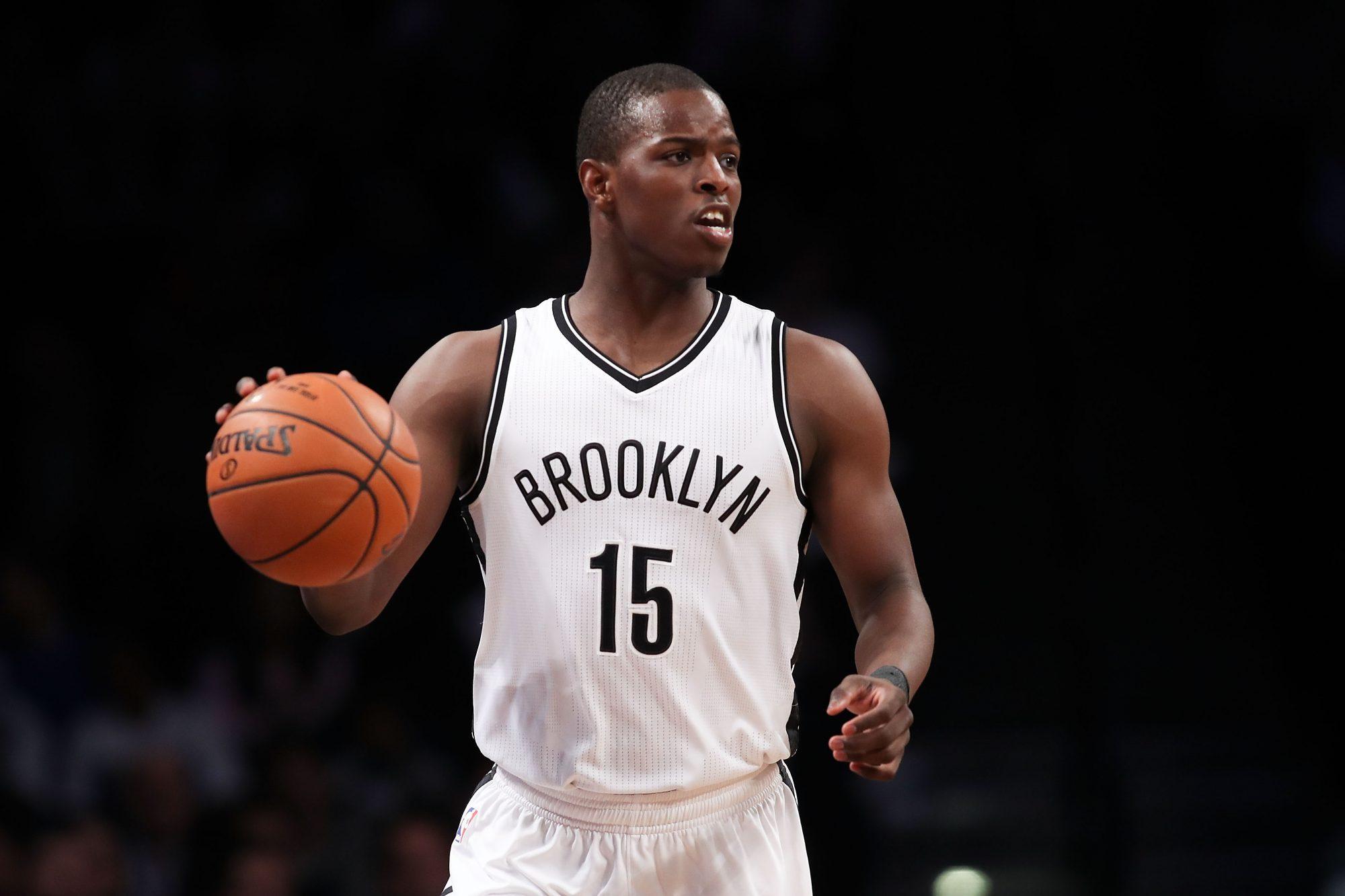 Isaiah Whitehead Brooklyn Nets