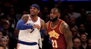 Carmelo Anthony Would Make Cleveland or Oklahoma City Serious Contenders 2