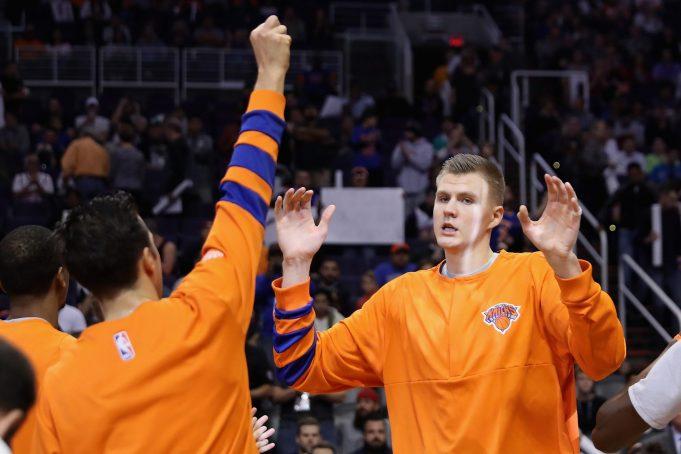 New York Knicks: Kristaps Porzingis Ranks No. 22 In ESPN NBA Rankings