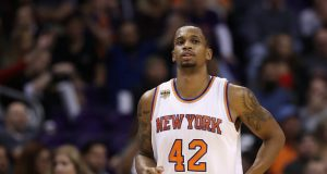 Lance Thomas, New York Knicks