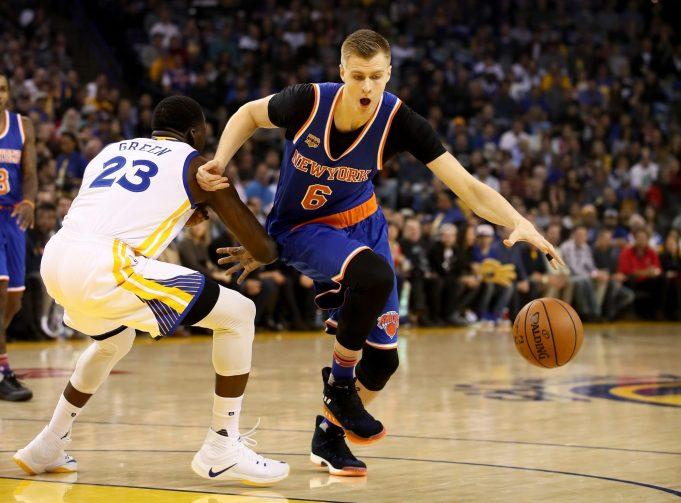 New York Knicks: Kristaps Porzingis Continues EuroBasket Dominance