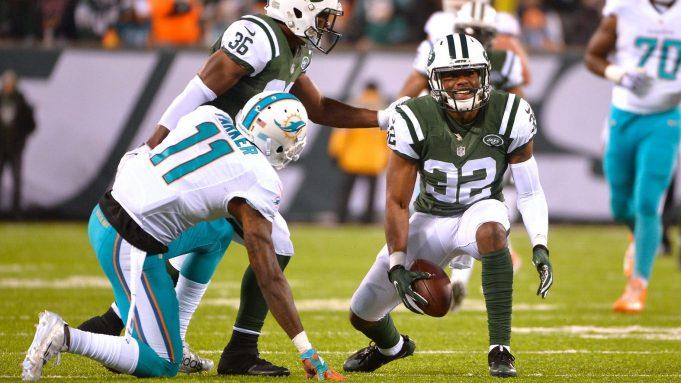 Juston Burris New York Jets