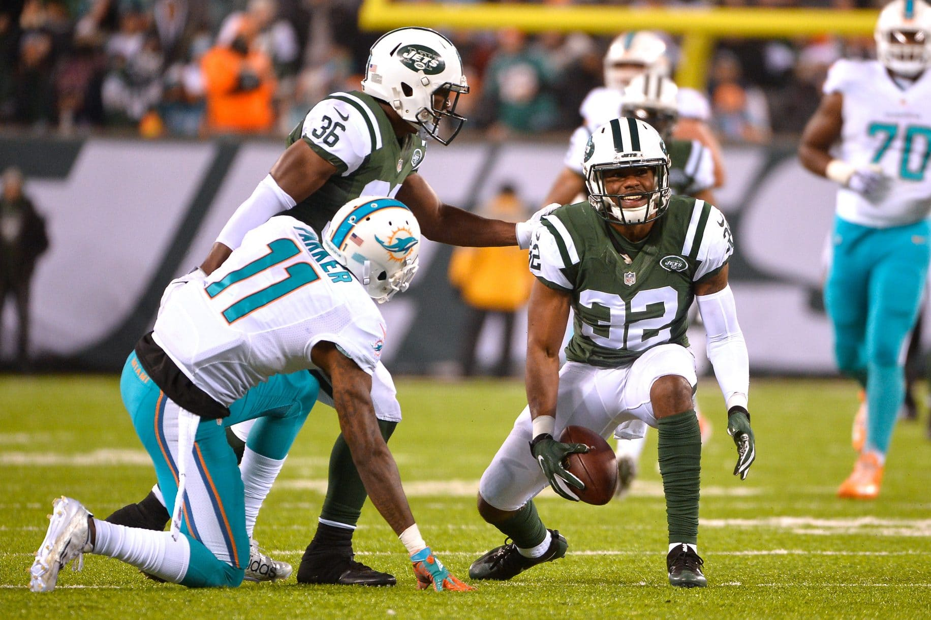 Juston Burris New York Jets