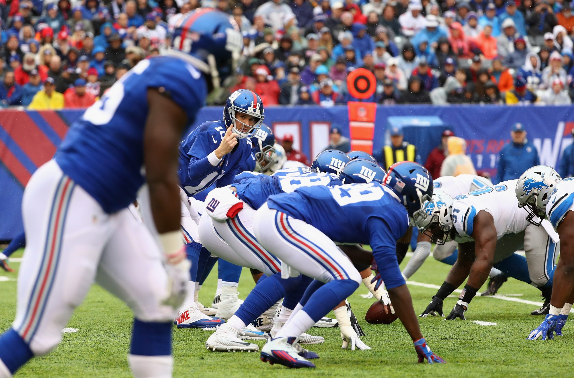New York Giants: 5 Keys to Victory Over the Detroit Lions 2