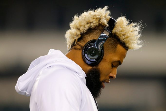 New York Giants: Odell Beckham Jr. Could Sign In-Season Contract Extension (Report)